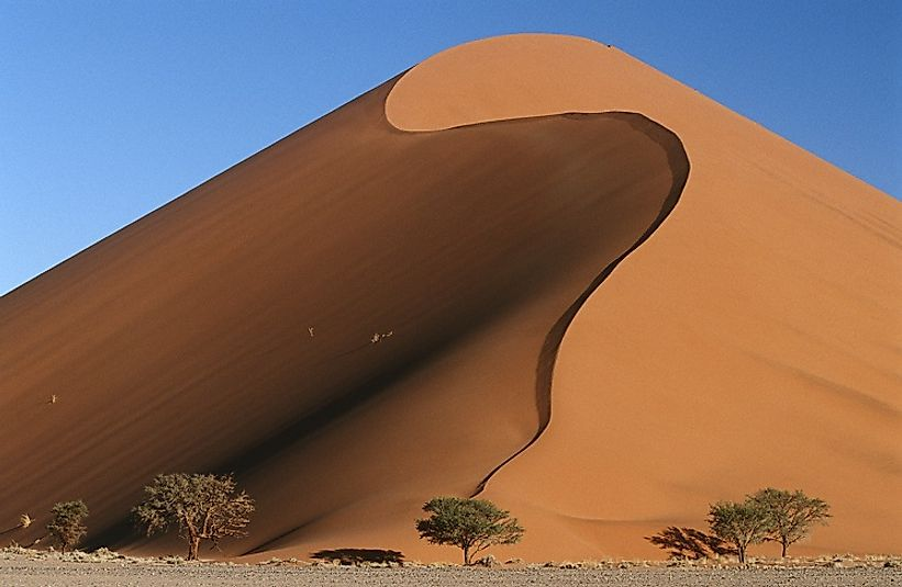 Where Is The Namib Desert?