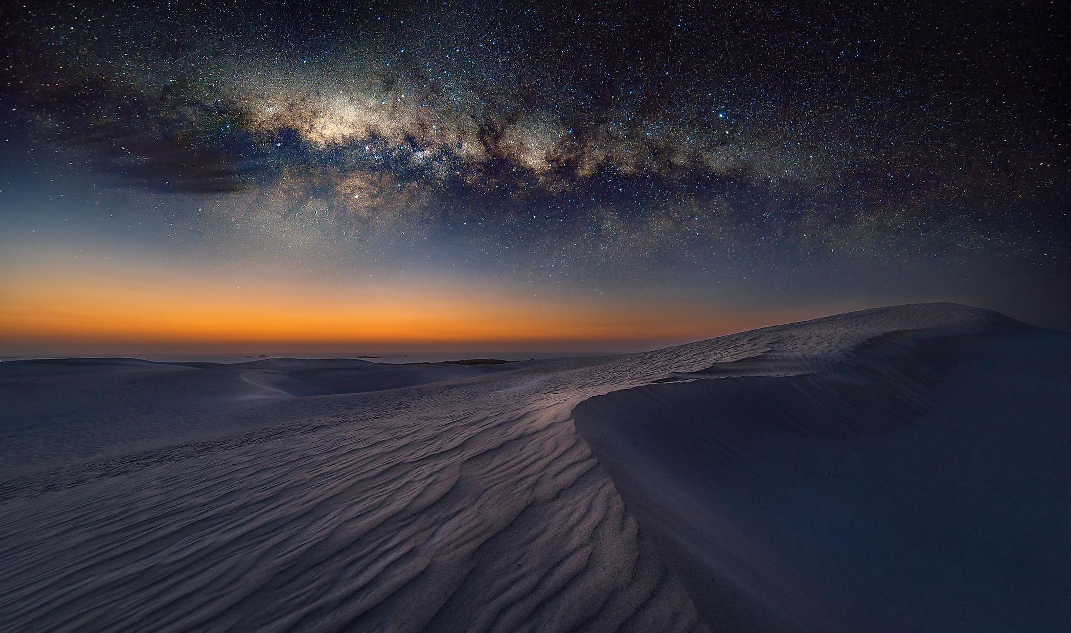 Why Are Nights Cooler In Deserts?