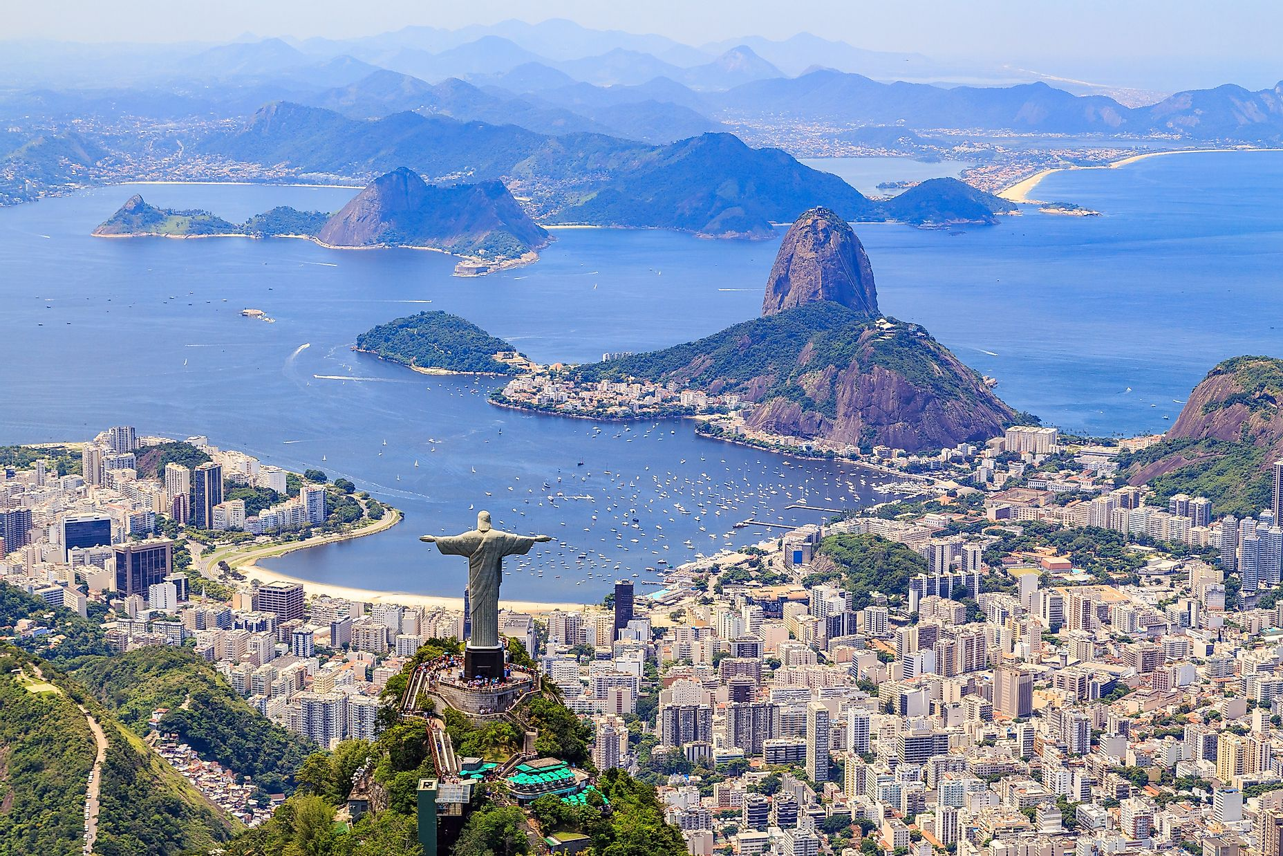 The Most Dangerous States In Brazil