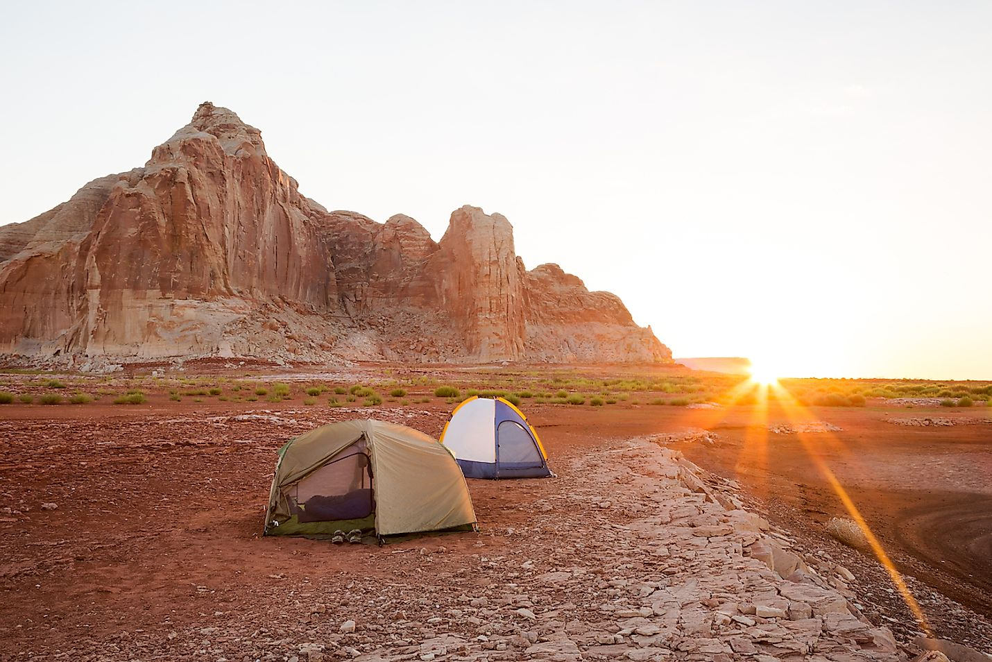 10 Most Dangerous Camping Destinations In The US