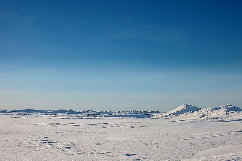 What and Where Is The Antarctic Desert?