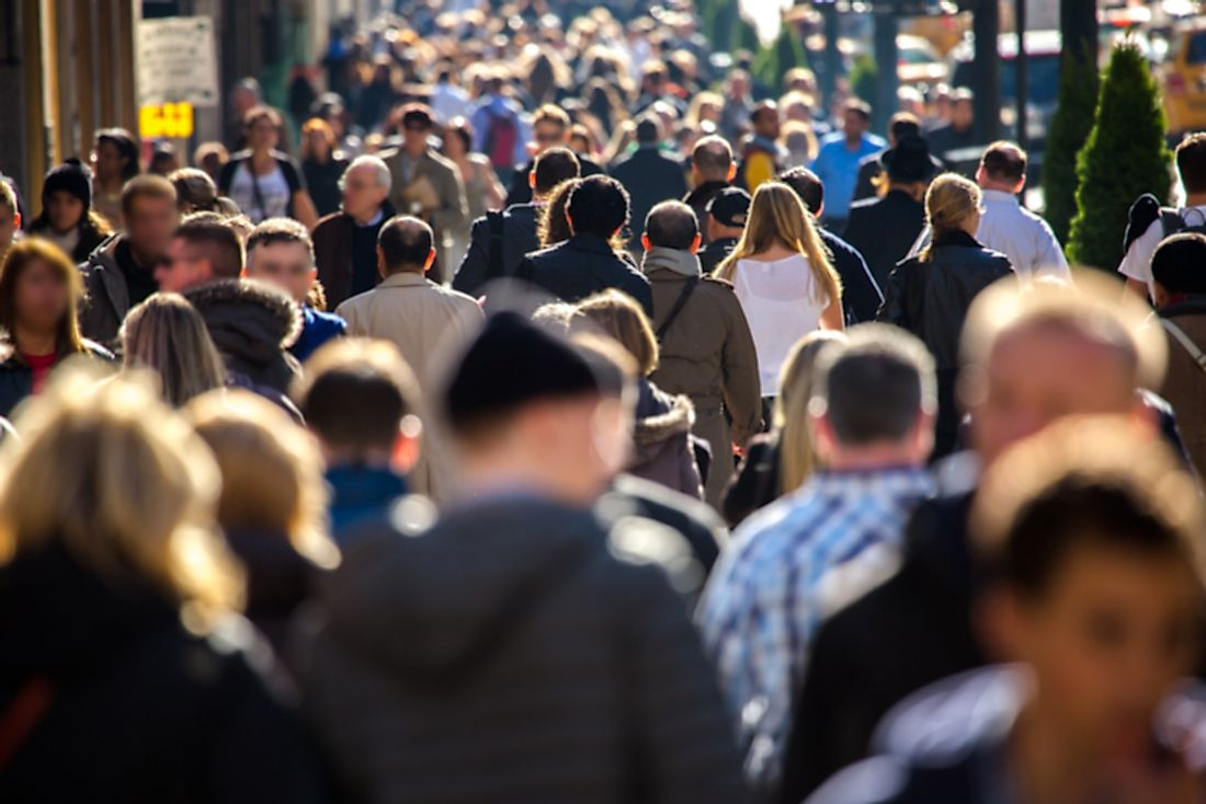 Are There More Men or Women in the World?