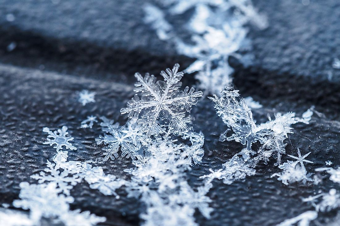 Did You Know The Largest Snowflake Ever Recorded Was 15 Inches Wide?