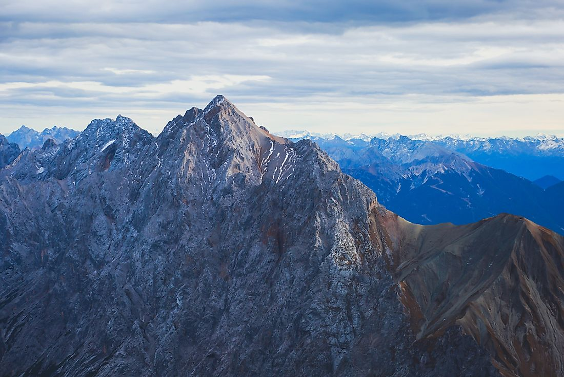 The Most Dangerous Mountains In The World