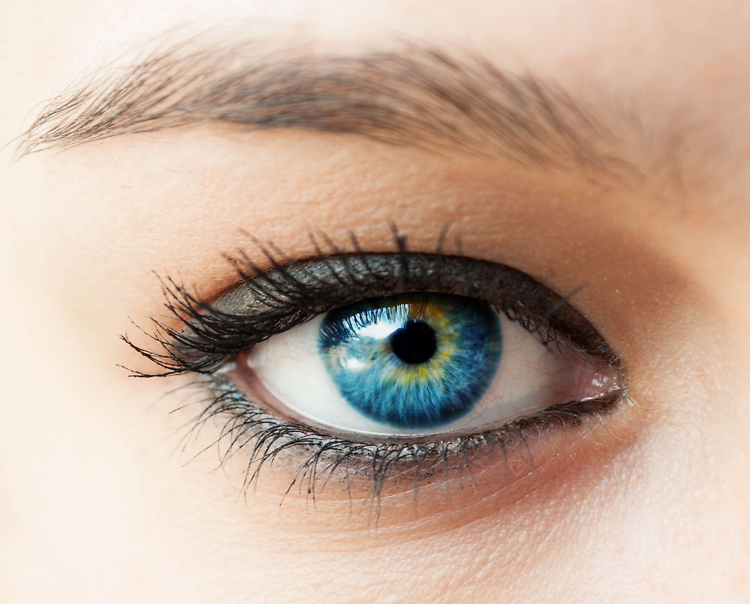 Most Common Eye Color: Percentages and Causes