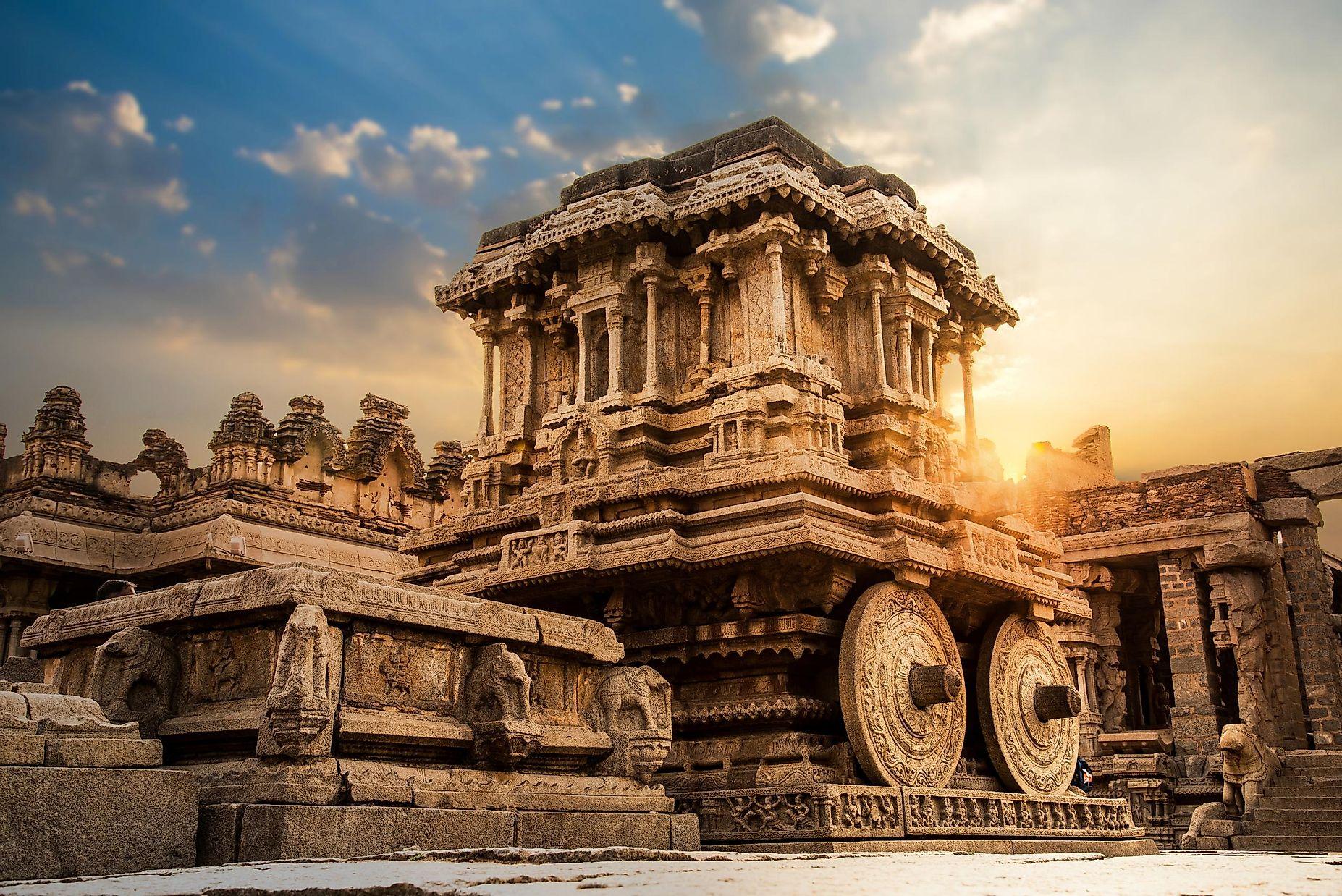 Hampi - Unique Ruins Of The Vijayanagara Empire