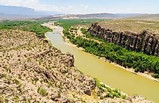 Longest Rivers In Mexico