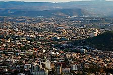 Where Does The President Of Honduras Live?