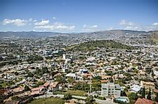 What Is The Capital Of Honduras?