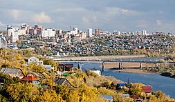 What Is The Capital Of The Bashkortostan Republic Of Russia?