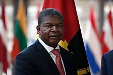 Presidents Of Angola Since 1975