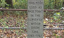 Charles Mason - Creator of the Mason-Dixon Line