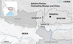 Who Administers The Doklam Plateau?