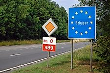 Which Countries Border Belgium?