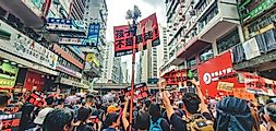 Why Do the Hong Kong Protests Continue?