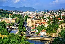 The Biggest Cities In Bosnia And Herzegovina