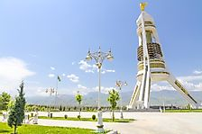 What Is The Capital Of Turkmenistan?