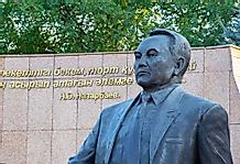 Who Was the First President of Kazakhstan?