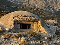 Why is Albania Covered in Bunkers?