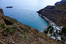 What Is The Capital Of Saint Helena?
