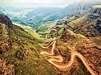Which Countries Border Lesotho?