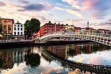 What is the Largest City in Ireland?