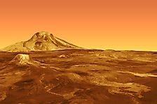 Are There Volcanoes On Other Planets?