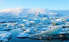 What is a Jökulhlaup?
