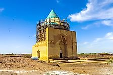 UNESCO World Heritage Sites In Turkmenistan