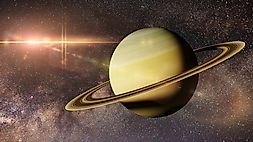 How Did Saturn Get Its Name?