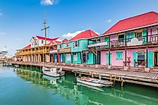 What Is The Capital Of Antigua And Barbuda?