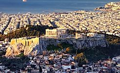 The Biggest Cities In Greece