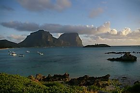 Lord Howe Island Group: A UNESCO World Heritage Site In Australia