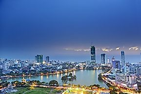 Biggest Cities In Sri Lanka