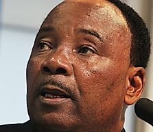Mahmadou Issoufou, President of Niger - World Leaders in History