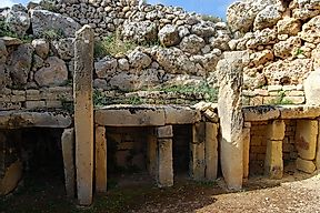 Megalithic Temples of Malta: A UNESCO World Heritage Site