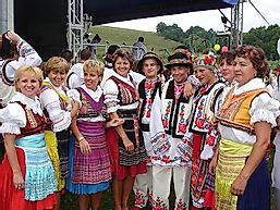 Largest Ethnic Minorities In Poland