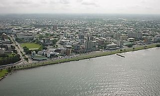 The Largest Cities In Gabon