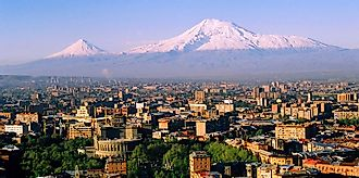 Biggest Cities In Armenia