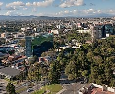 Biggest Cities In Guatemala