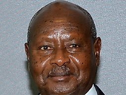 Presidents Of Uganda