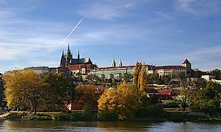 What Is The Capital Of The Czech Republic?