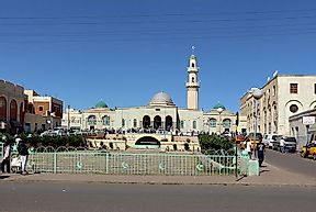 Religious Faith And Persecution In Eritrea