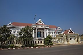 What Type Of Government Does Laos Have?