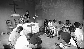 Religious Beliefs In The Democratic Republic Of The Congo (Congo-Kinshasa)
