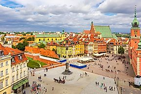 Biggest Cities In Poland