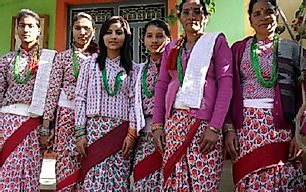 Largest Ethnic Groups In Nepal