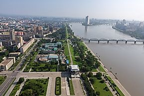 Biggest Cities In North Korea