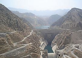 Longest Rivers In Iran