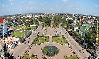 Biggest Cities In Laos